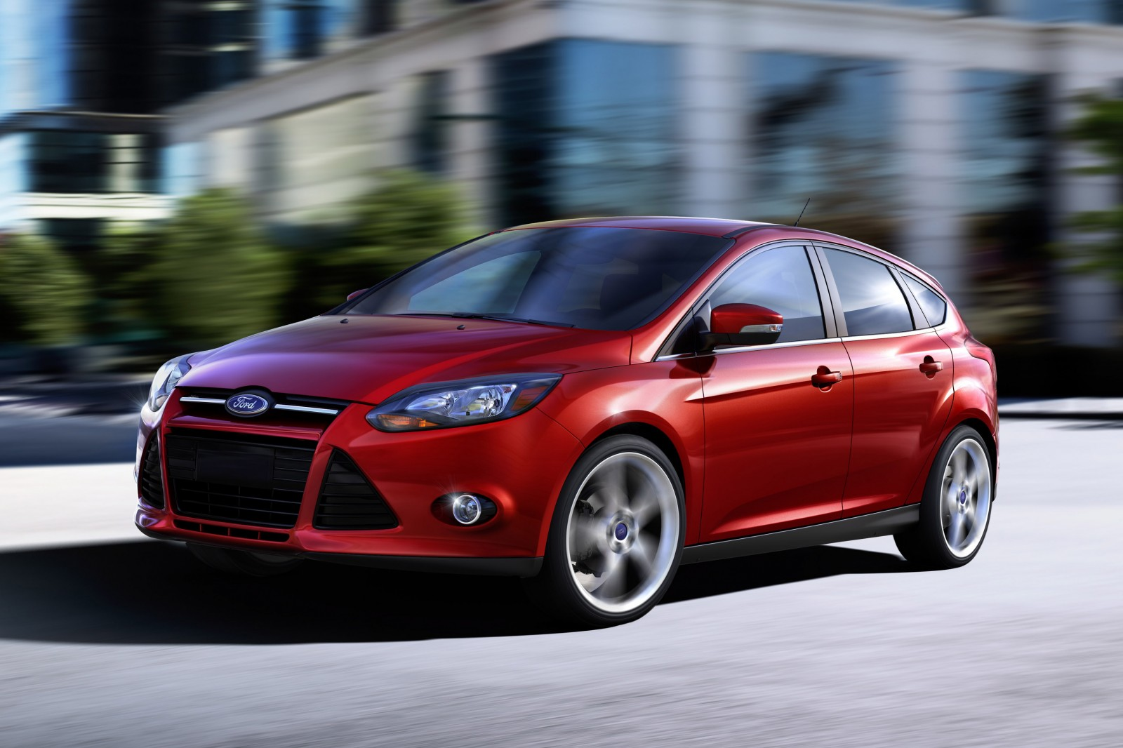 Cars ford focus ii 2013
