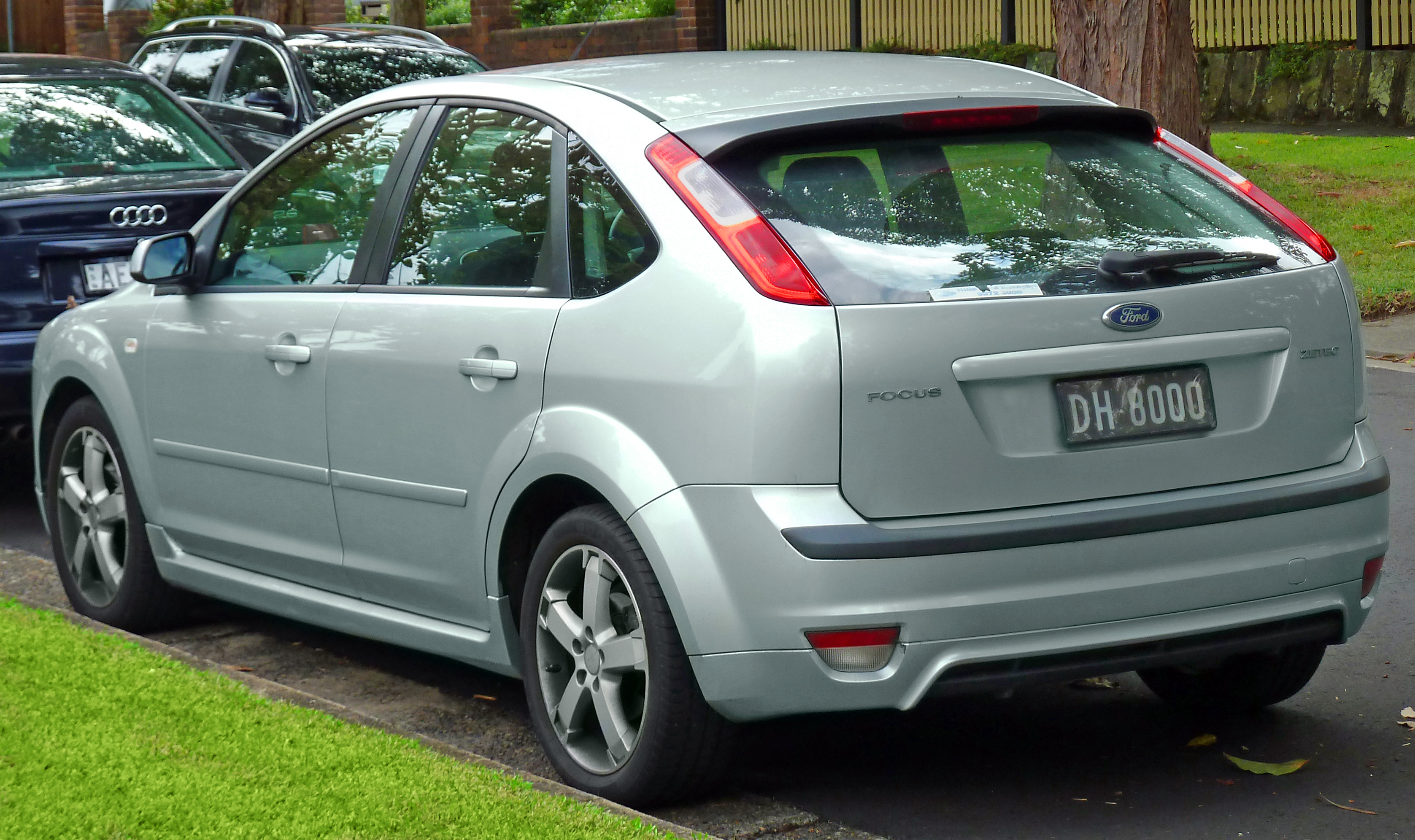 Cars ford focus wagon ii 2005