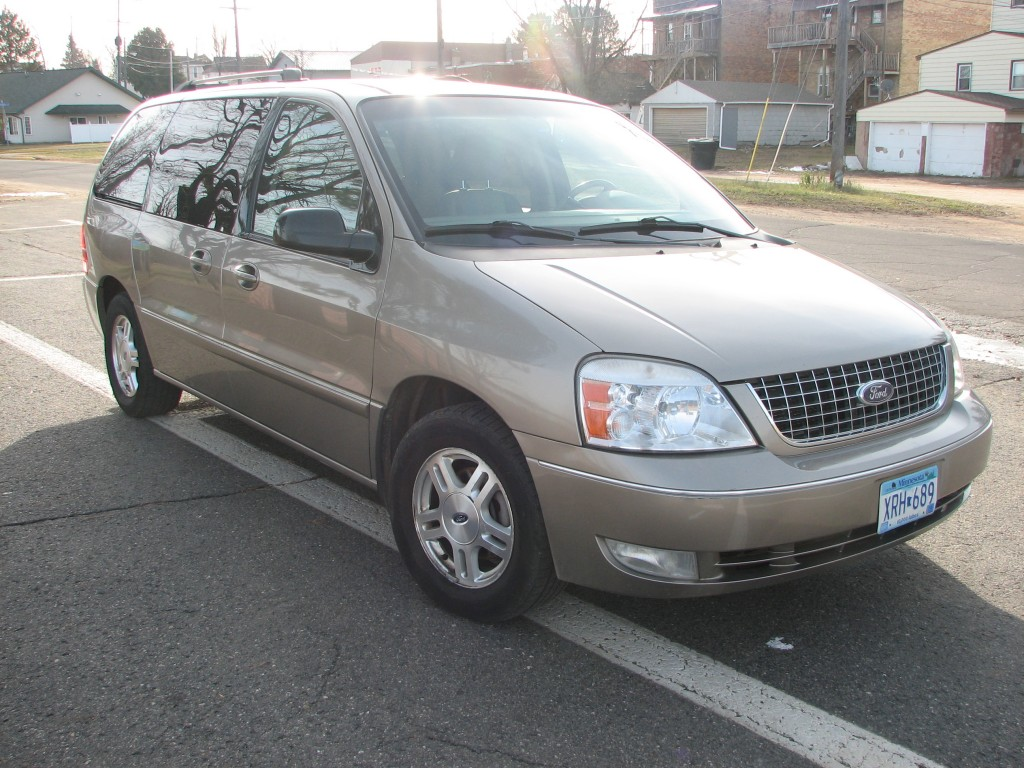 Ford Freestar Pictures Information And Specs Auto - 2006 freestar