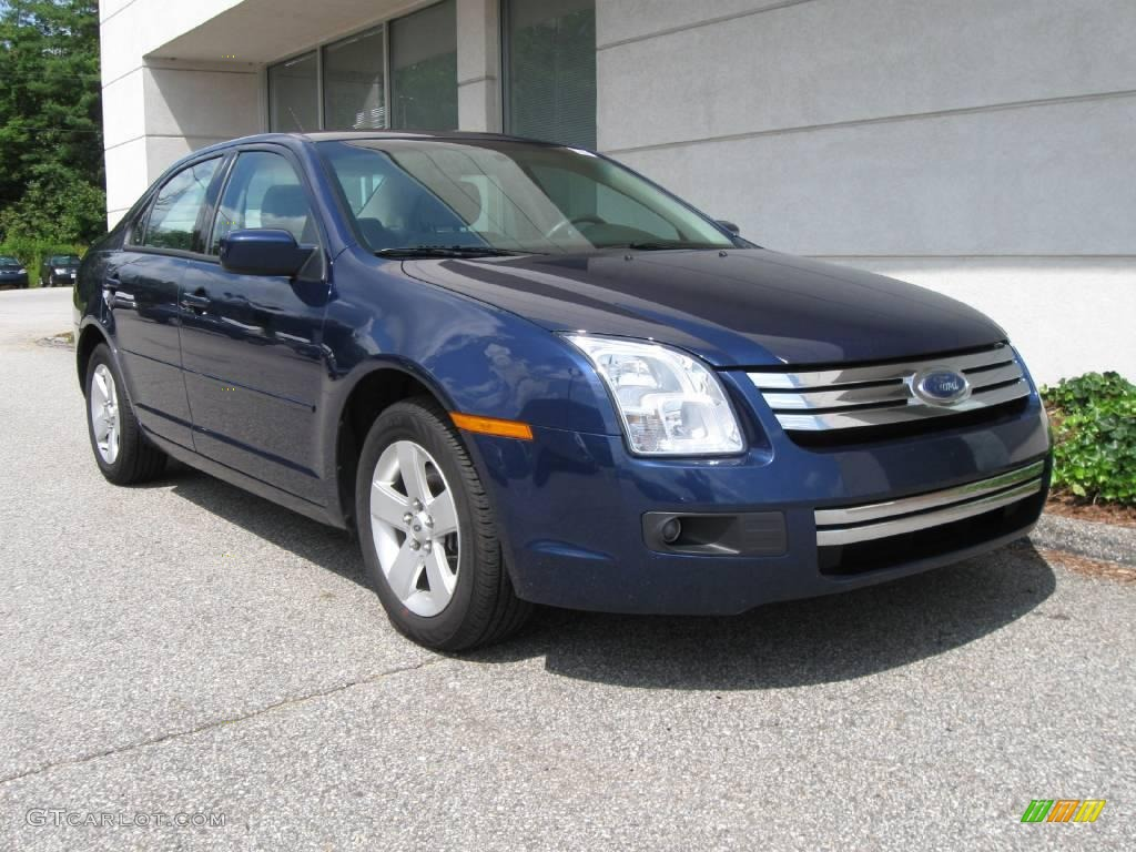 Cars ford fusion 2007 13