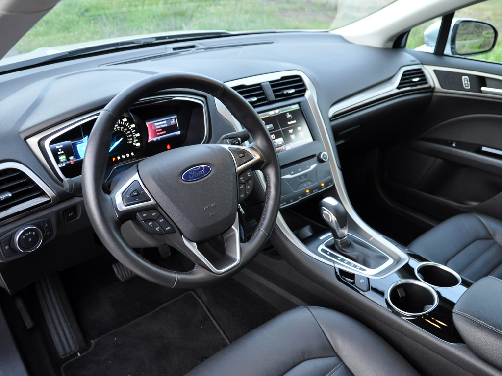 2013 Ford Fusion Pictures Information And Specs Auto
