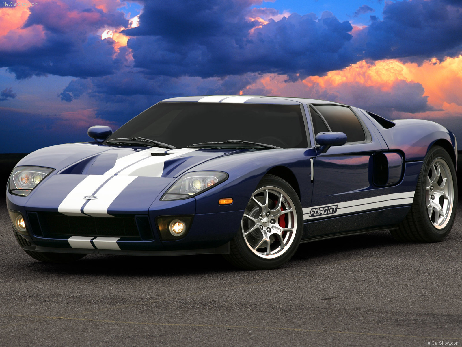 Cars ford gt #4