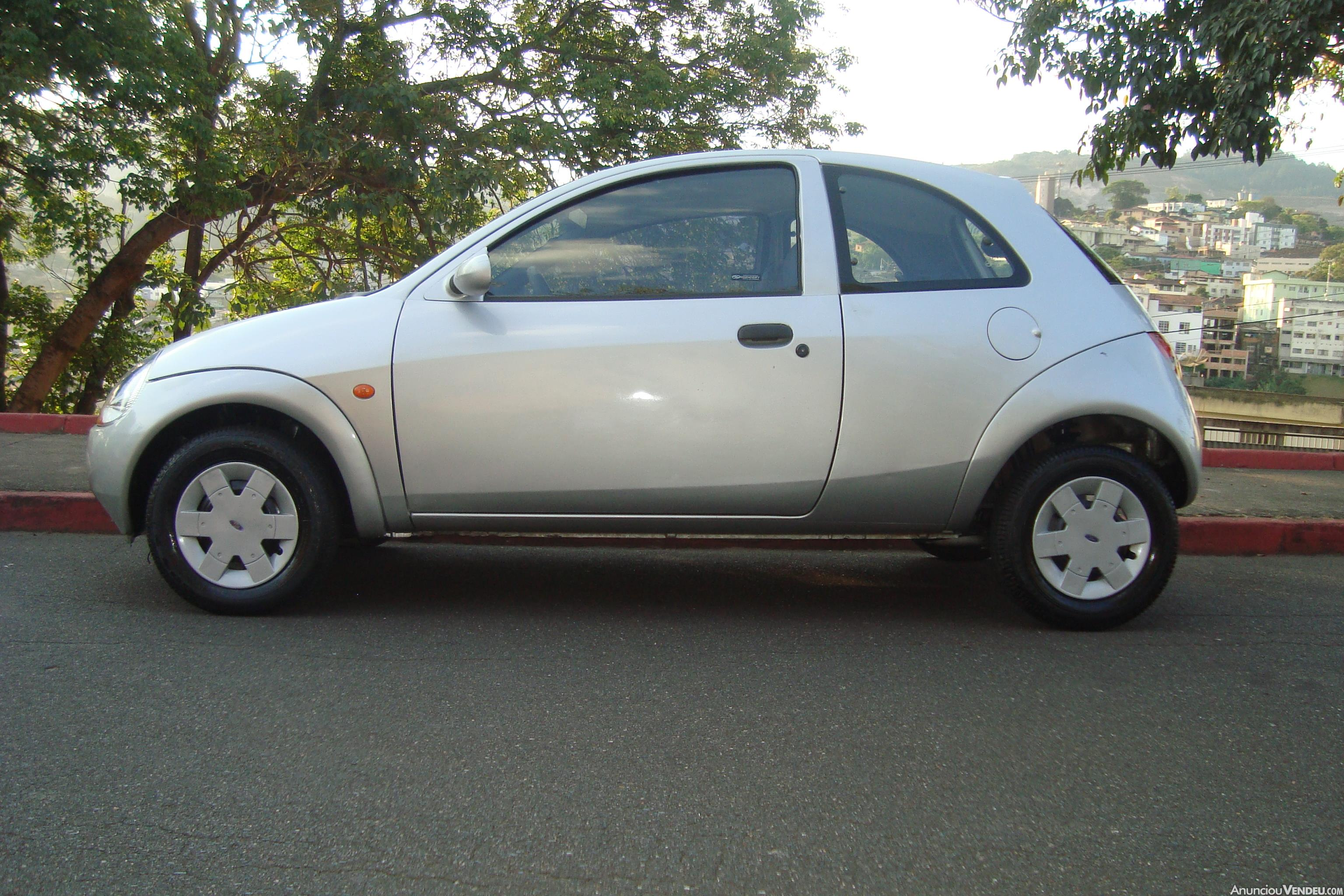 1997 Ford Ka Pictures Information And Specs Auto Database Com