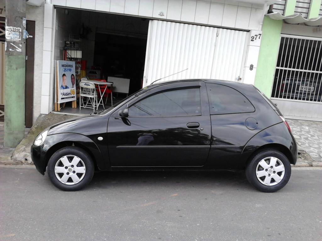 2004 Ford Ka Pictures Information And Specs Auto