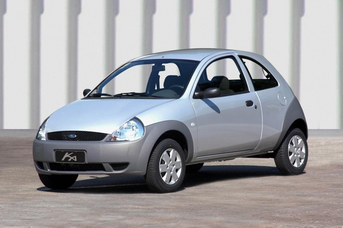 Honda S2000 Specs >> 2007 Ford Ka – pictures, information and specs - Auto-Database.com