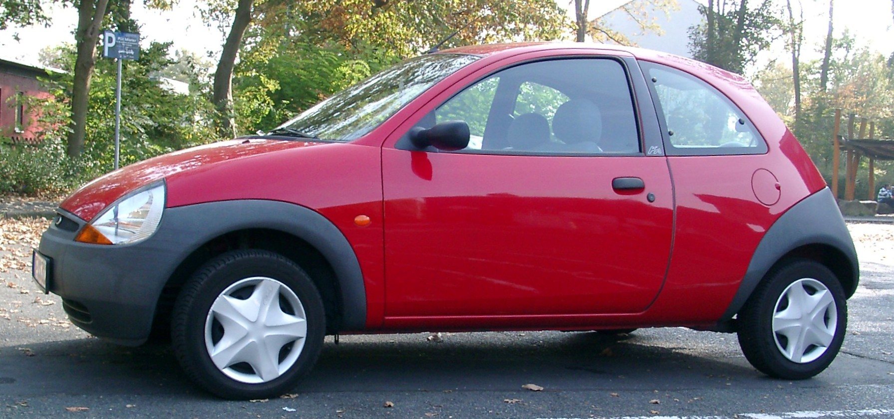 Honda S2000 Specs >> 2007 Ford Ka – pictures, information and specs - Auto ...