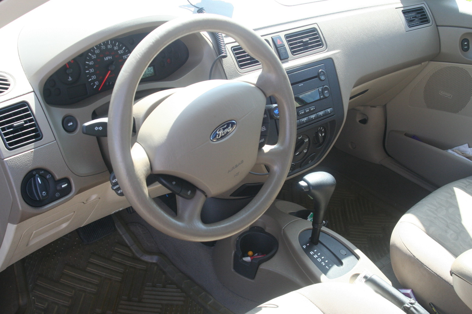 2005 Ford Mondeo Iii Wagon Pictures Information And