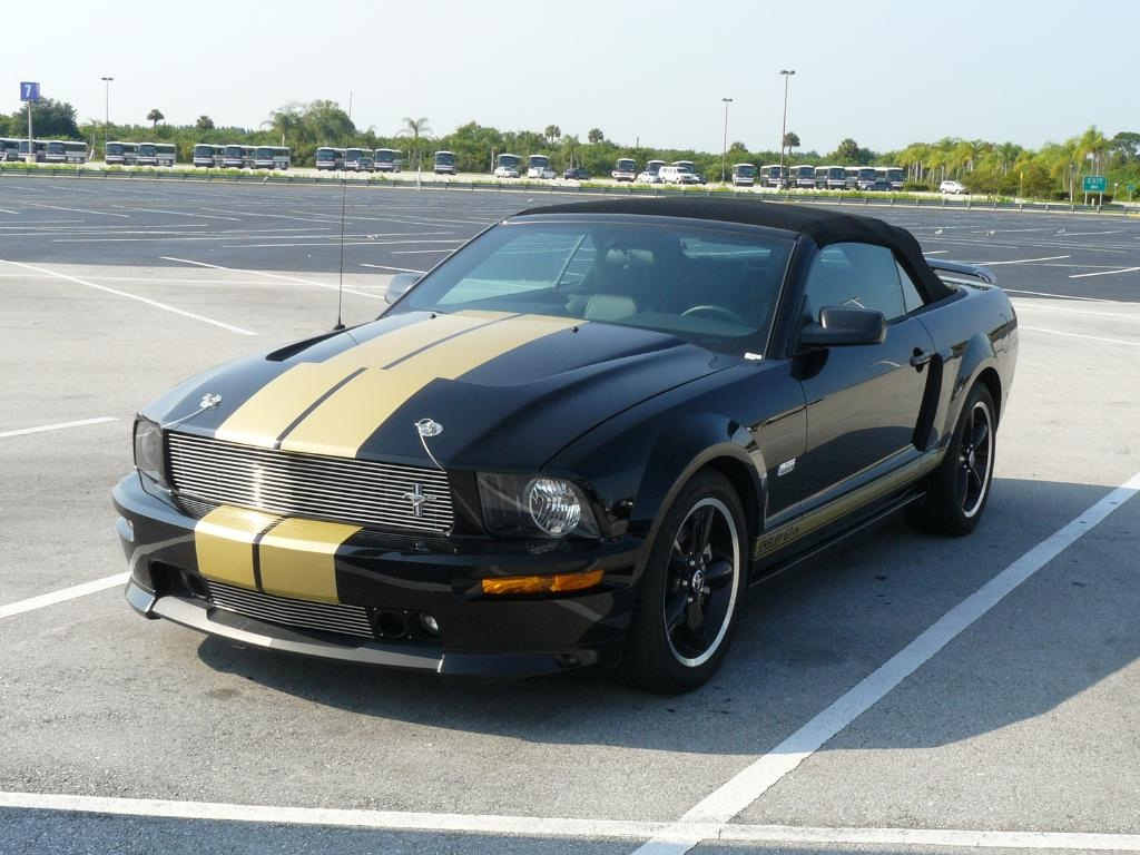 2007 Ford Mustang Convertible V Pictures Information