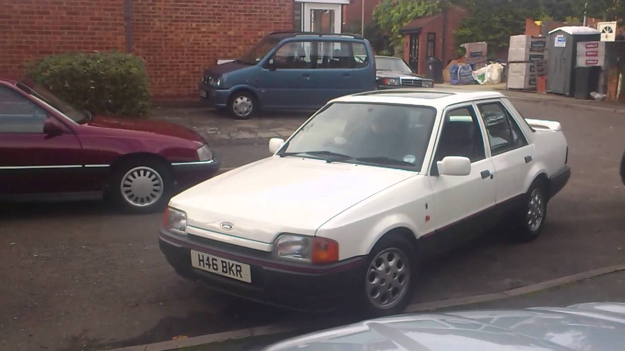 Cars ford orion #13
