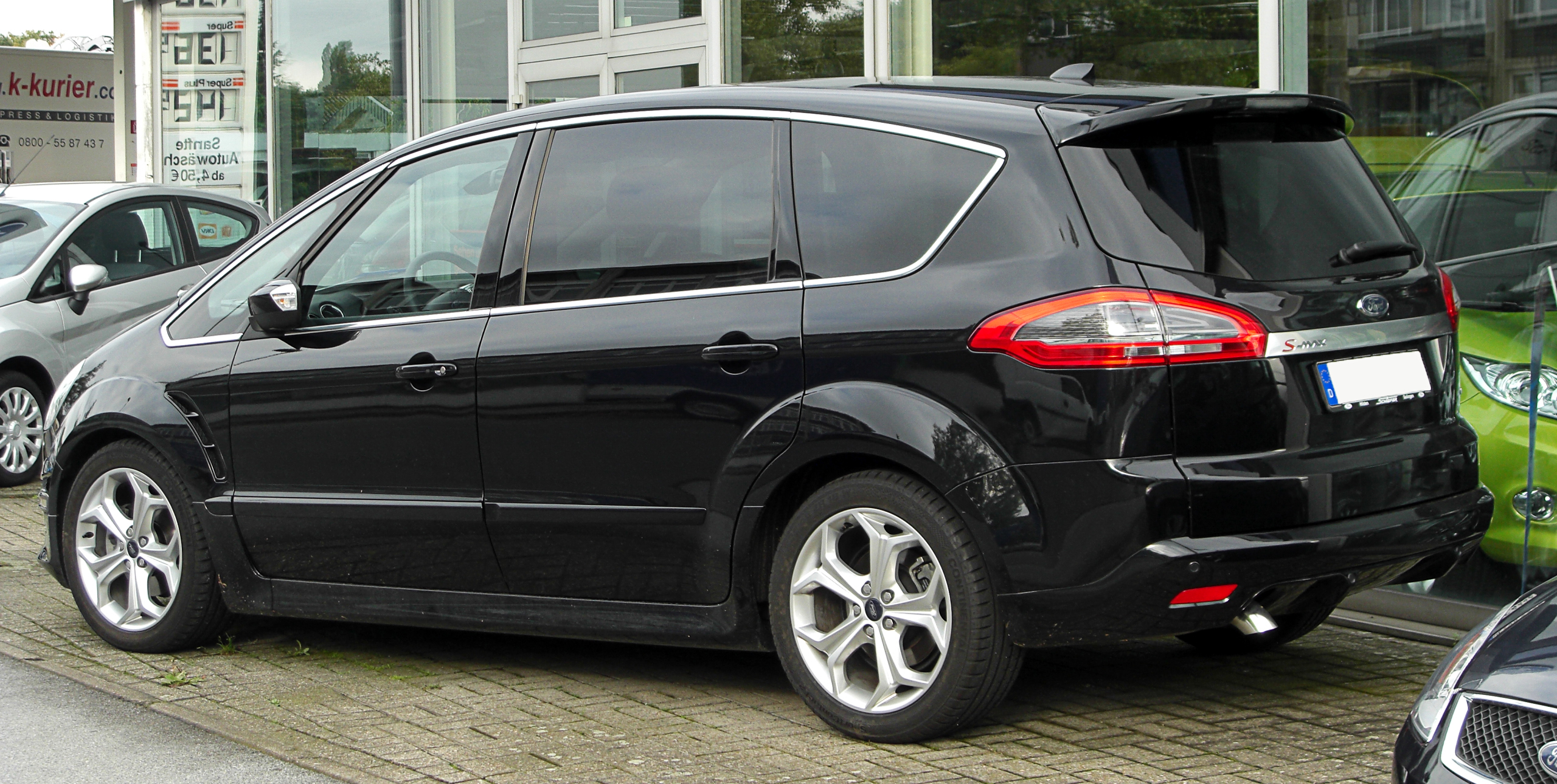 Cars ford s-max #6