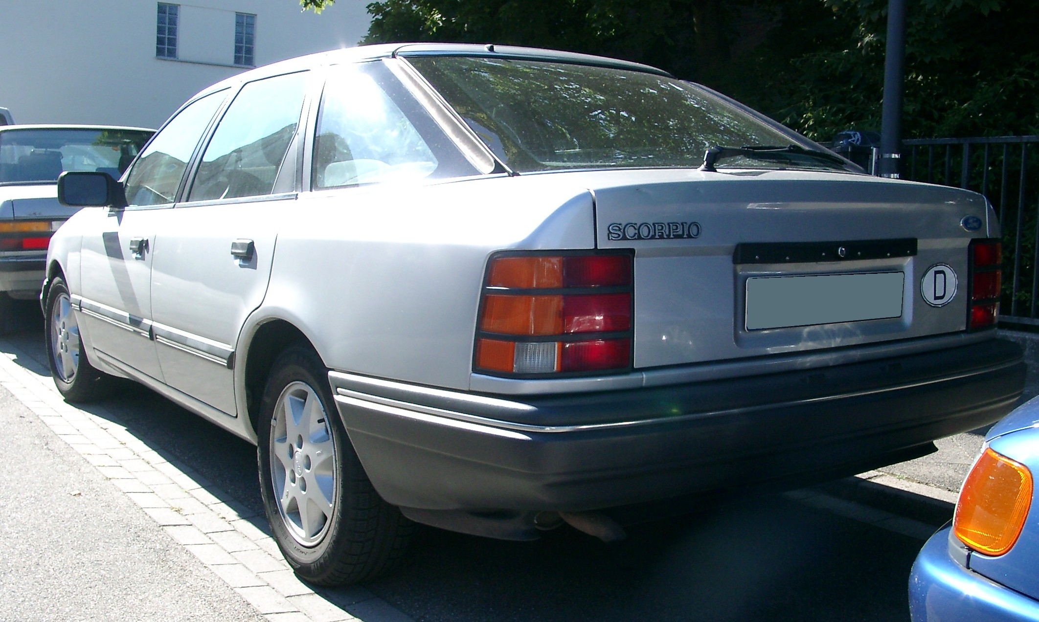 Ford Scorpio   pictures, information and specs - Auto-Database.com