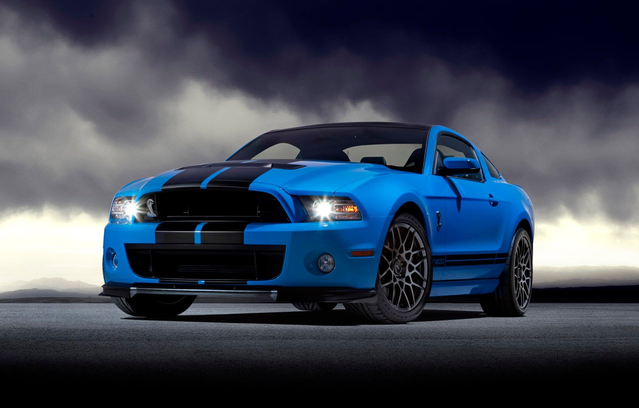 Cars ford shelby #4