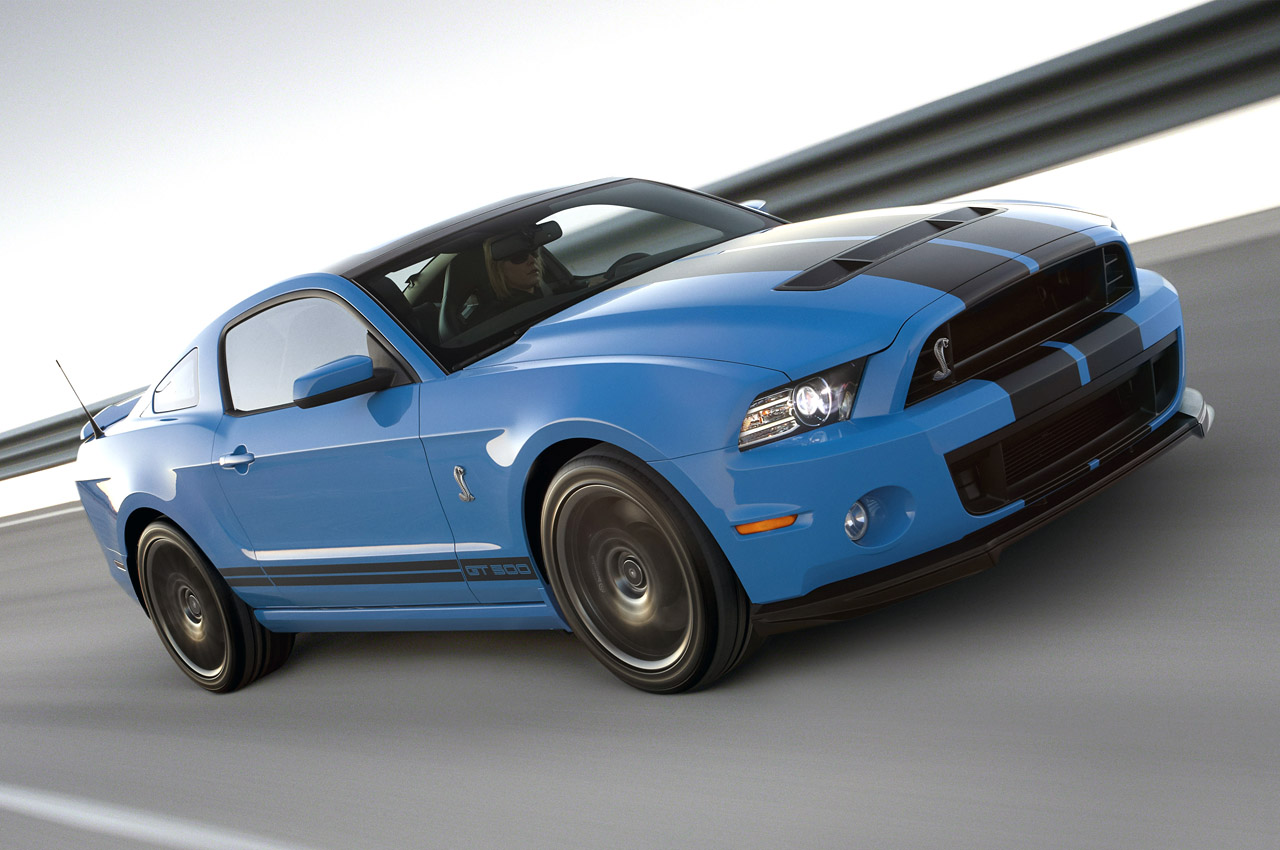 Cars ford shelby gt 500 2013