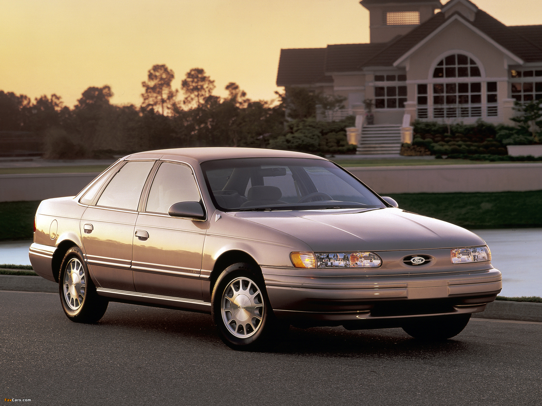 1990 Ford Taurus >> 1992 Ford Taurus – pictures, information and specs - Auto-Database.com