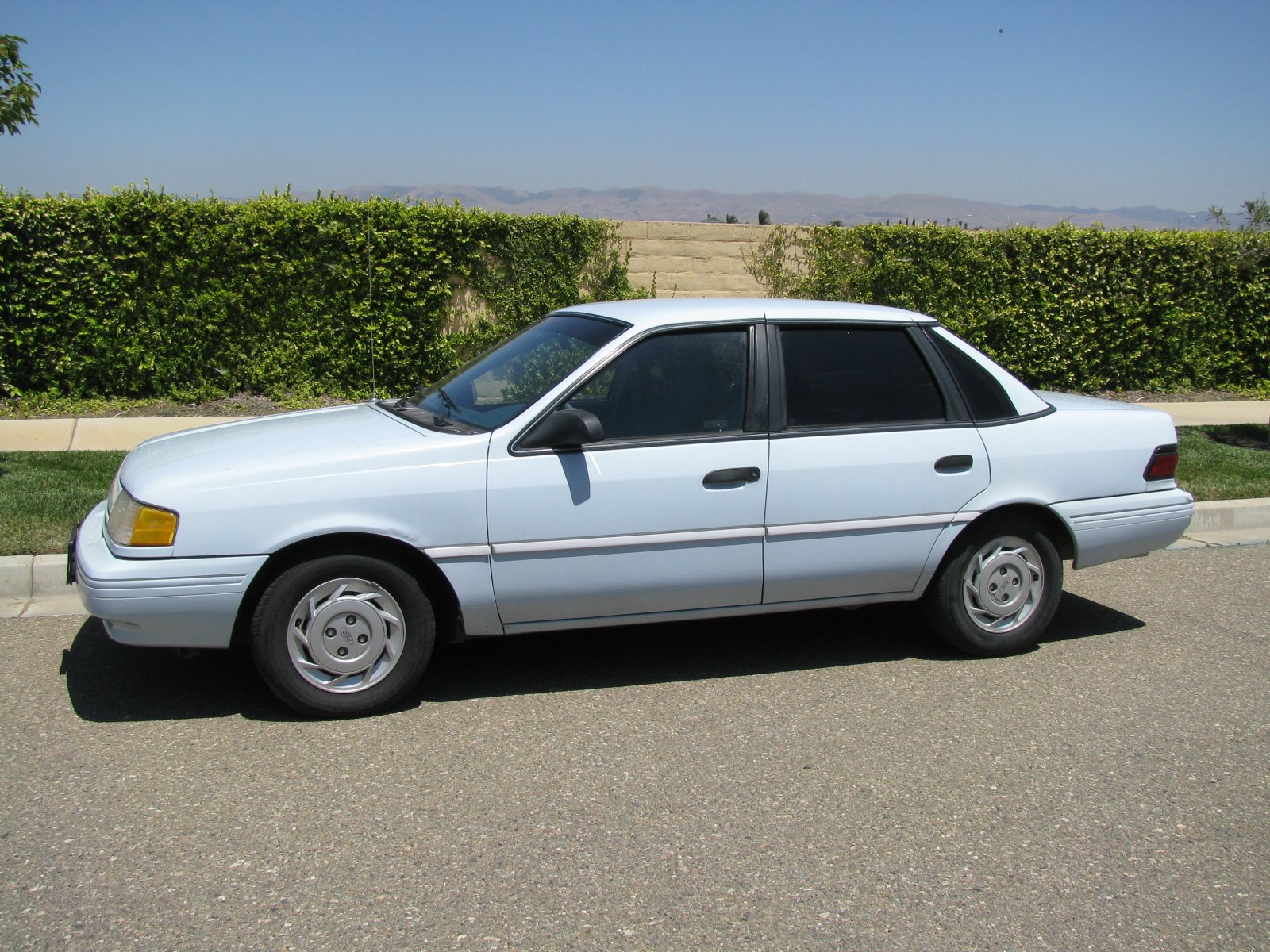 1994 Ford Tempo Pictures Information And Specs Auto Database Com