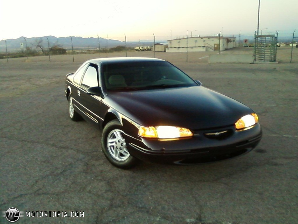 1996 ford thunderbird pictures information and specs. Black Bedroom Furniture Sets. Home Design Ideas