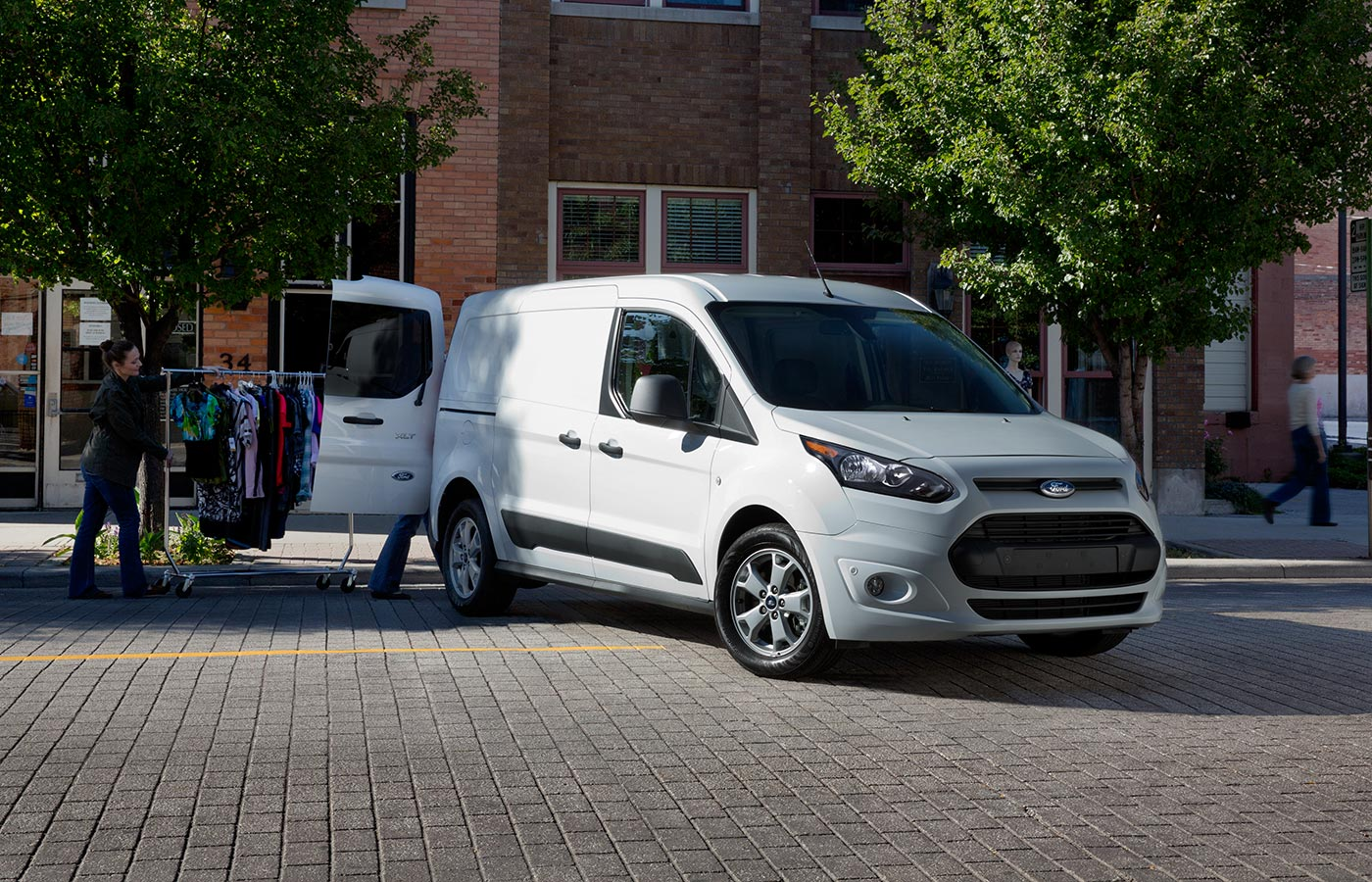 Cars ford transit connect