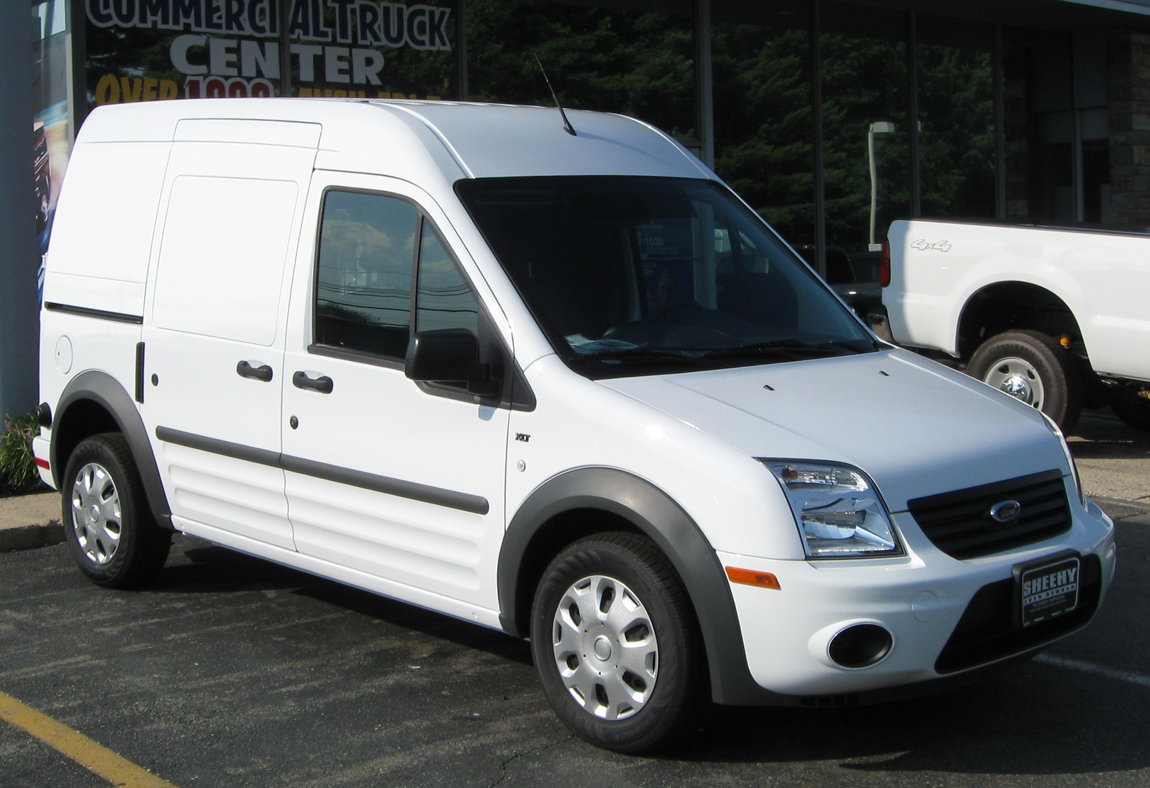 Cars ford transit connect 2002