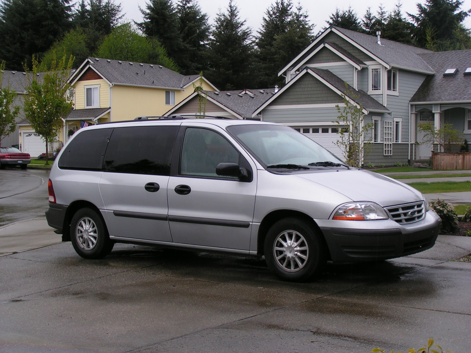 Cars ford windstar #6