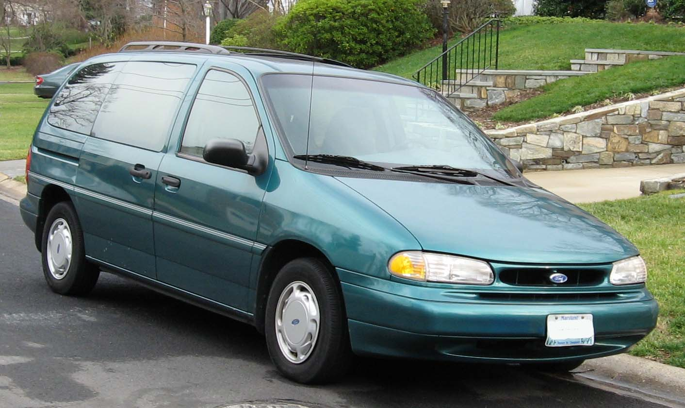 Cars ford windstar (a3) 1997 #6