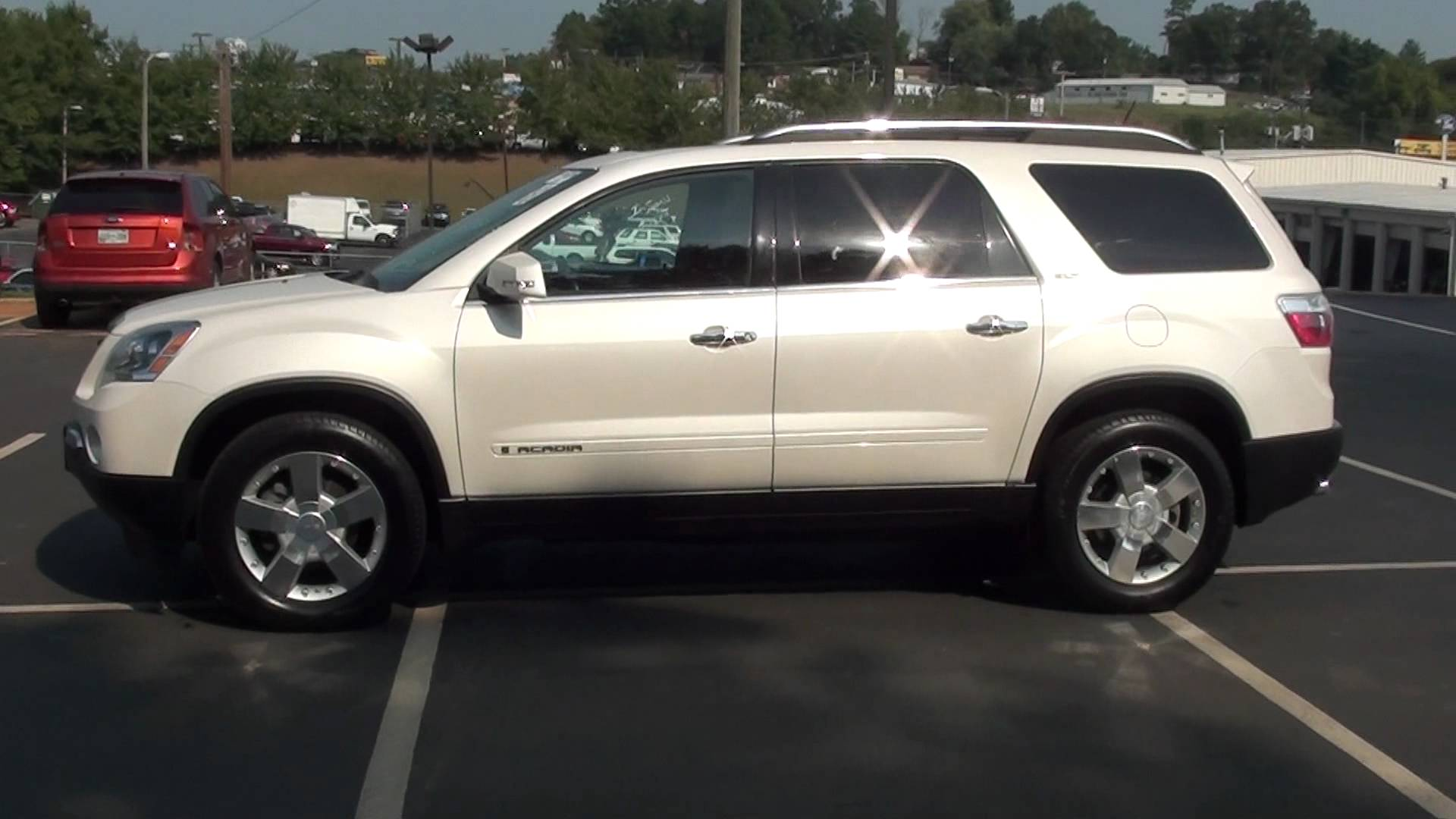 2008 Gmc Acadia Pictures Information And Specs Auto