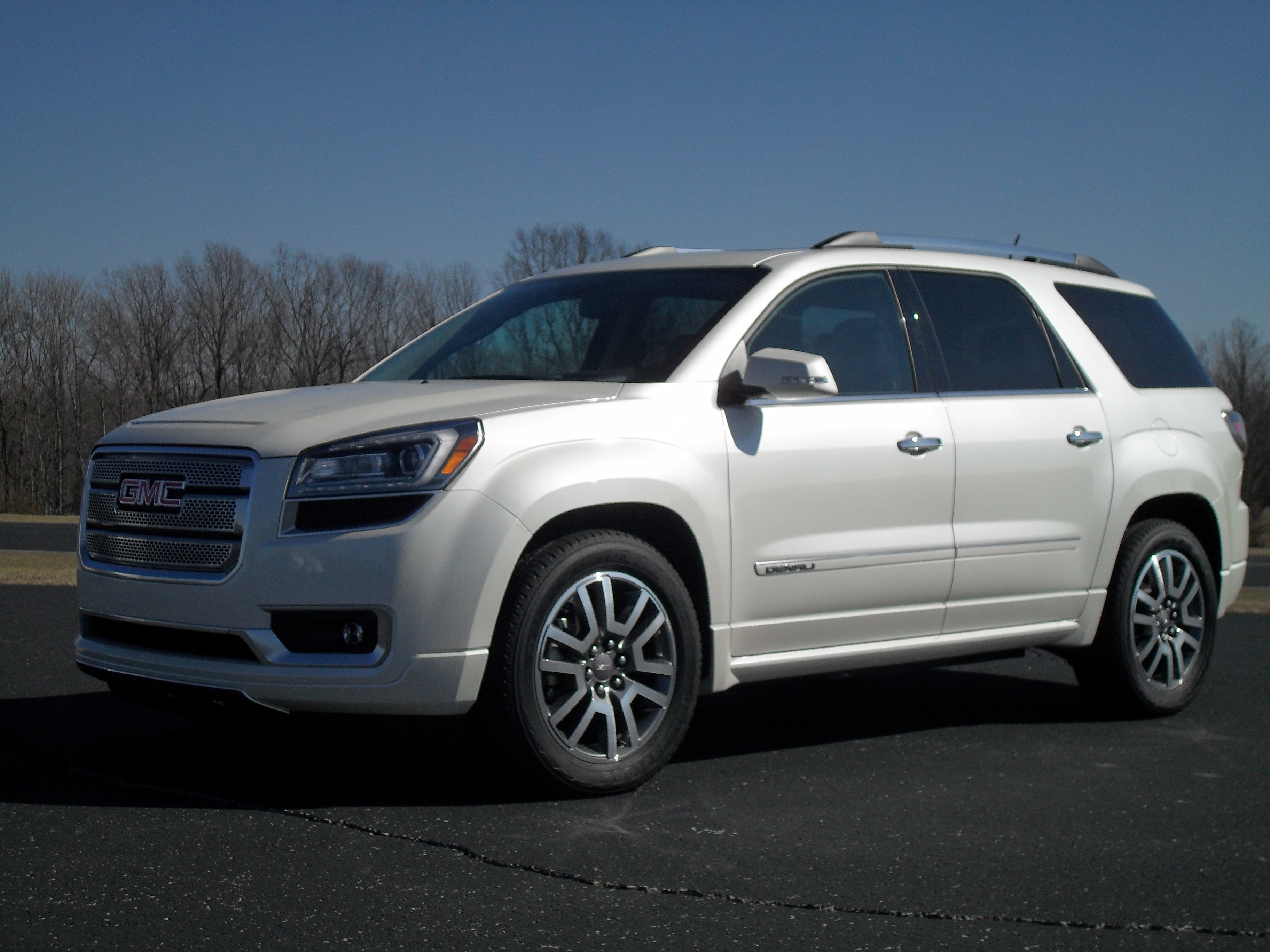 2013 gmc acadia pictures information and specs auto. Black Bedroom Furniture Sets. Home Design Ideas
