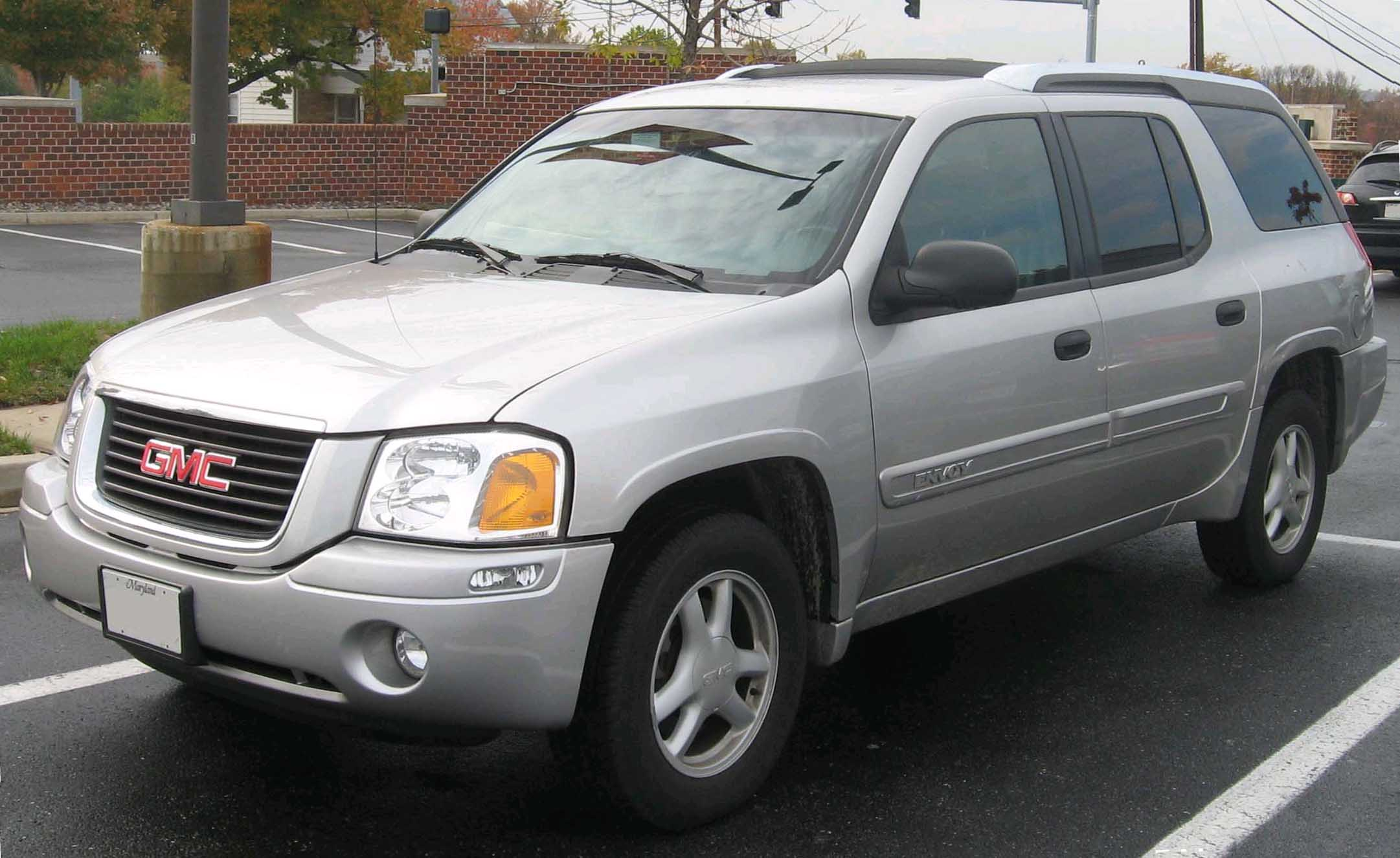 Gmc Envoy   pictures, information and specs - Auto-Database.com
