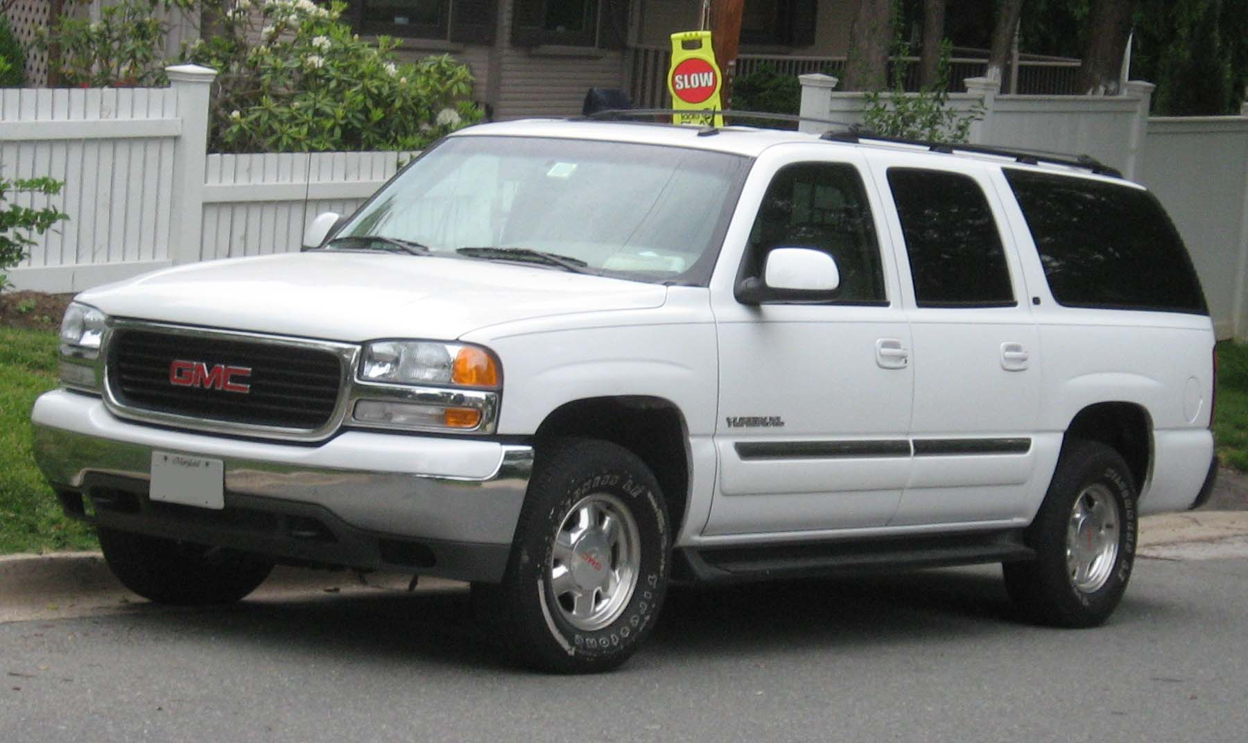 Cars gmc yukon (gmt800) 2002 #4