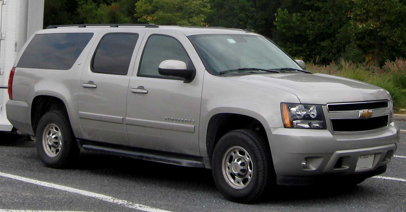 Cars gmc yukon (gmt900) 2009