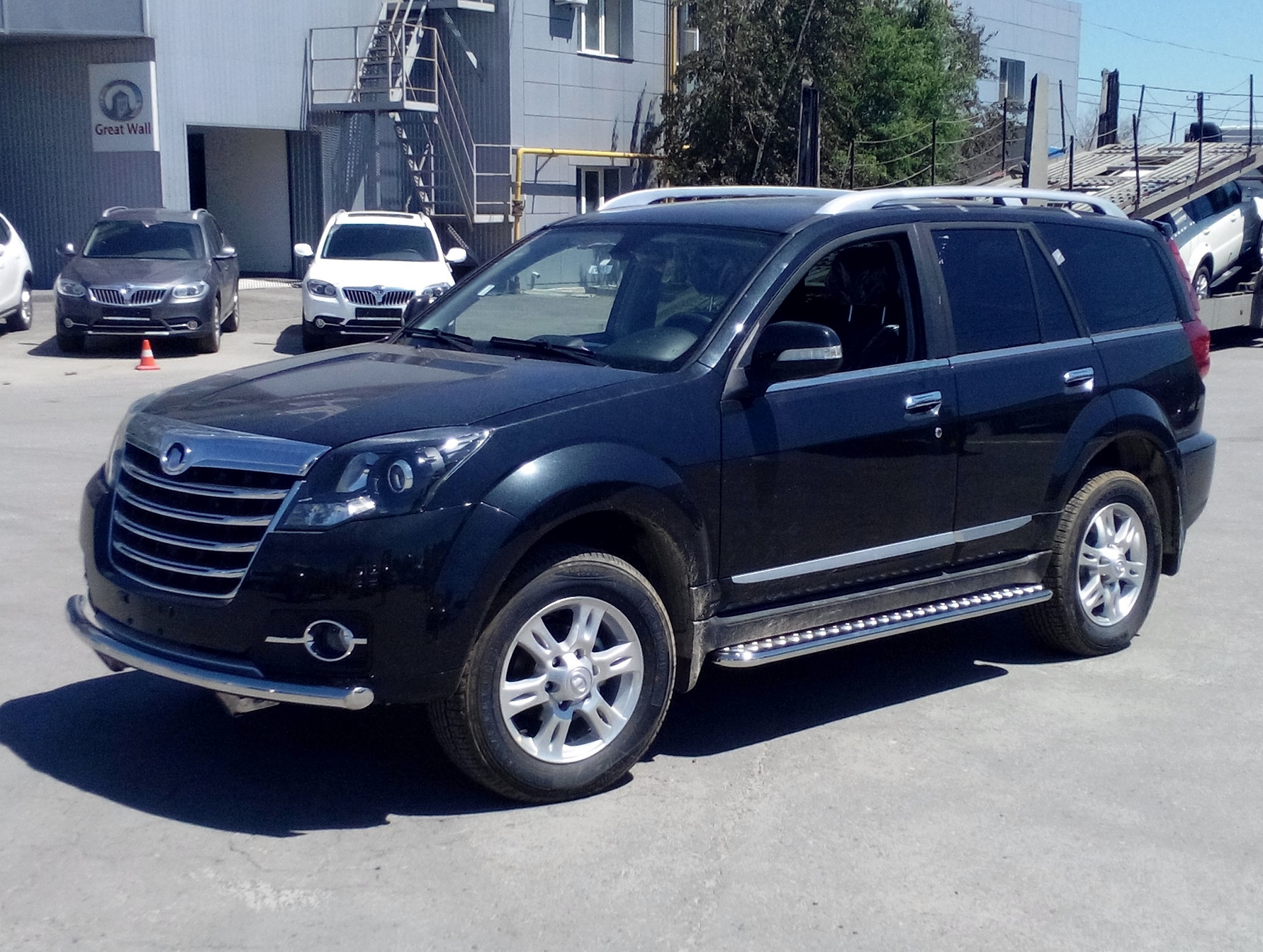 Cars great wall hover h3 2014