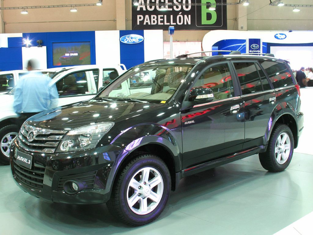 Cars great wall hover h5 2010