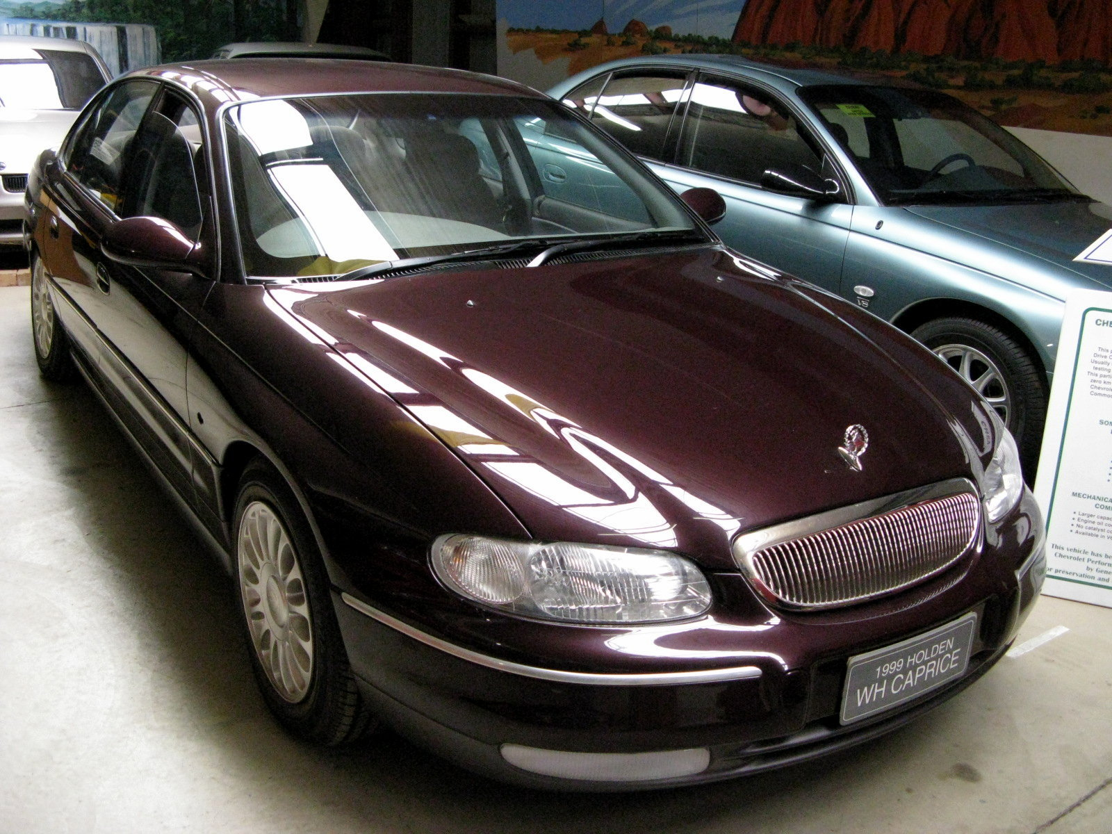 Cars holden caprice (vh) 2005 #9