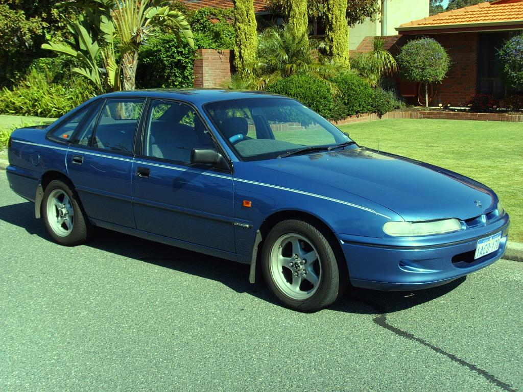 Cars holden commodore 1994 #9