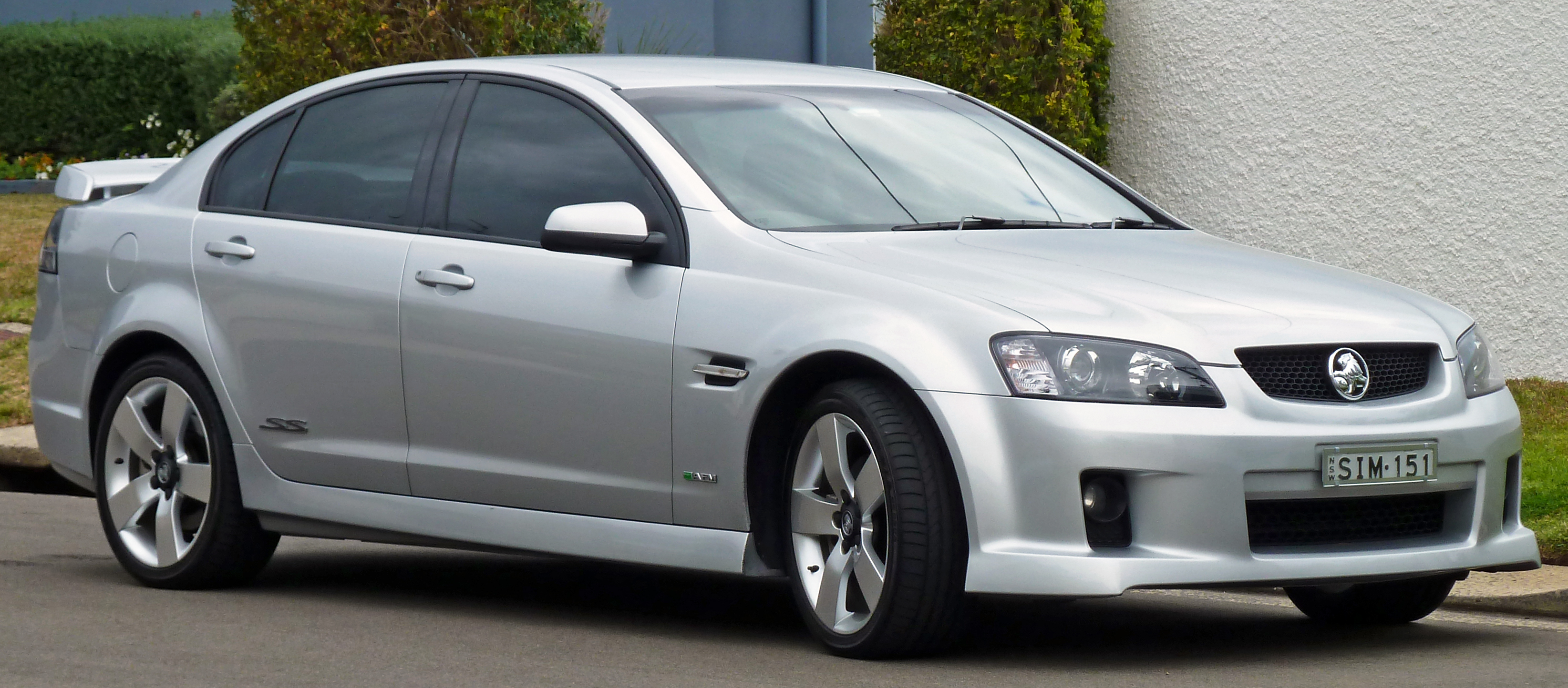 Cars holden commodore (vt) 2010 #9