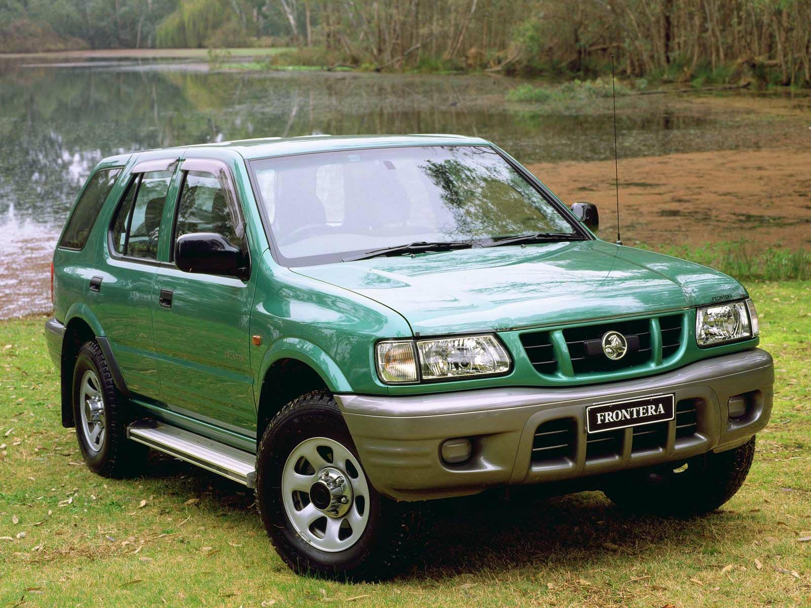Cars holden frontera #3