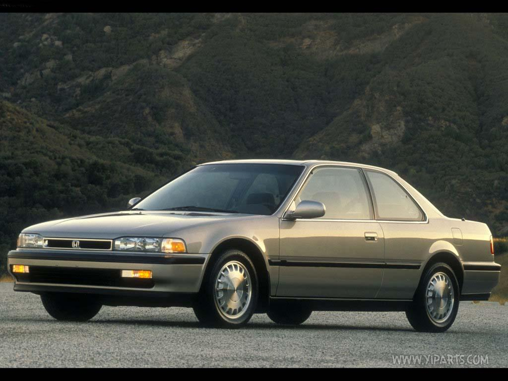 Cars honda accord iv coupe (cc1) 1992 #5