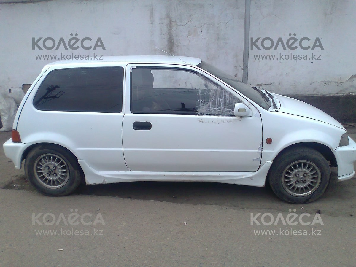 1990 Honda City ii - pictures, information and specs ...