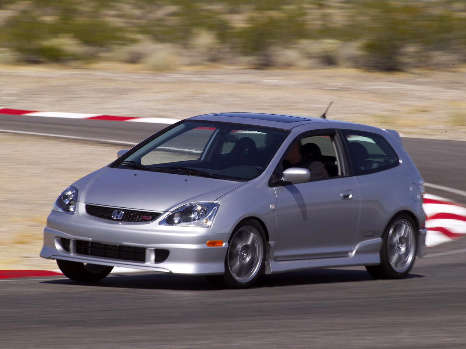 Cars Honda Civic Hatchback Vii 2002 #13