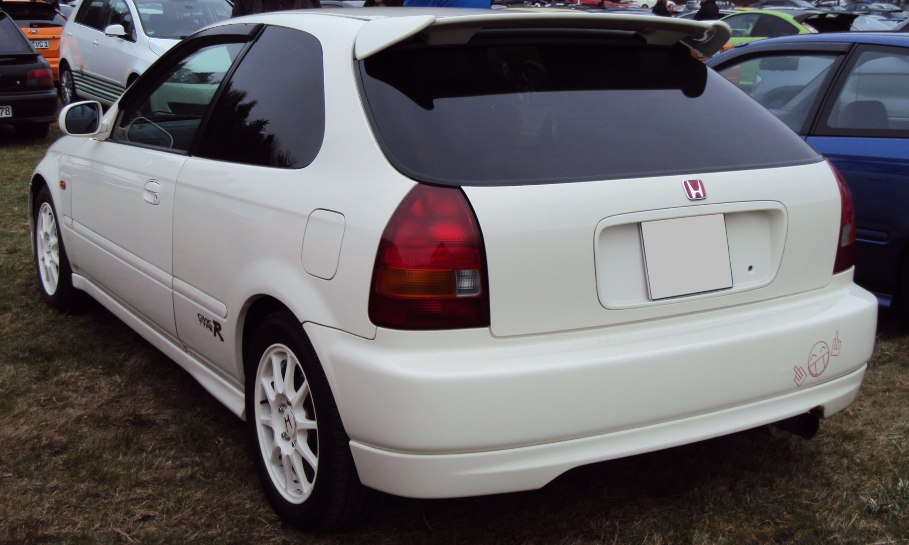 Cars honda civic type-r (ep3) 2001