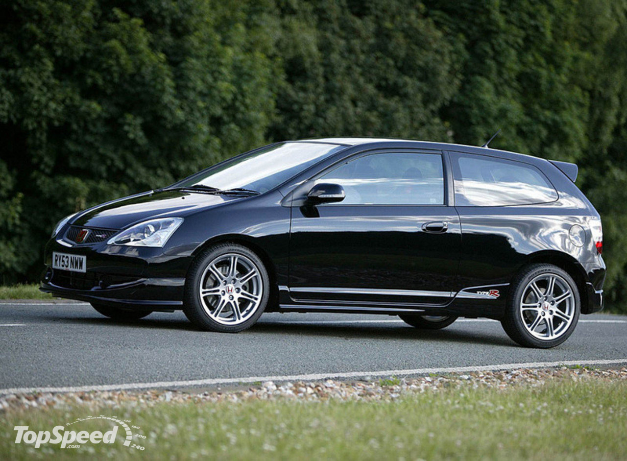 2002 Honda Civic type-r (ep3) - pictures, information and ...