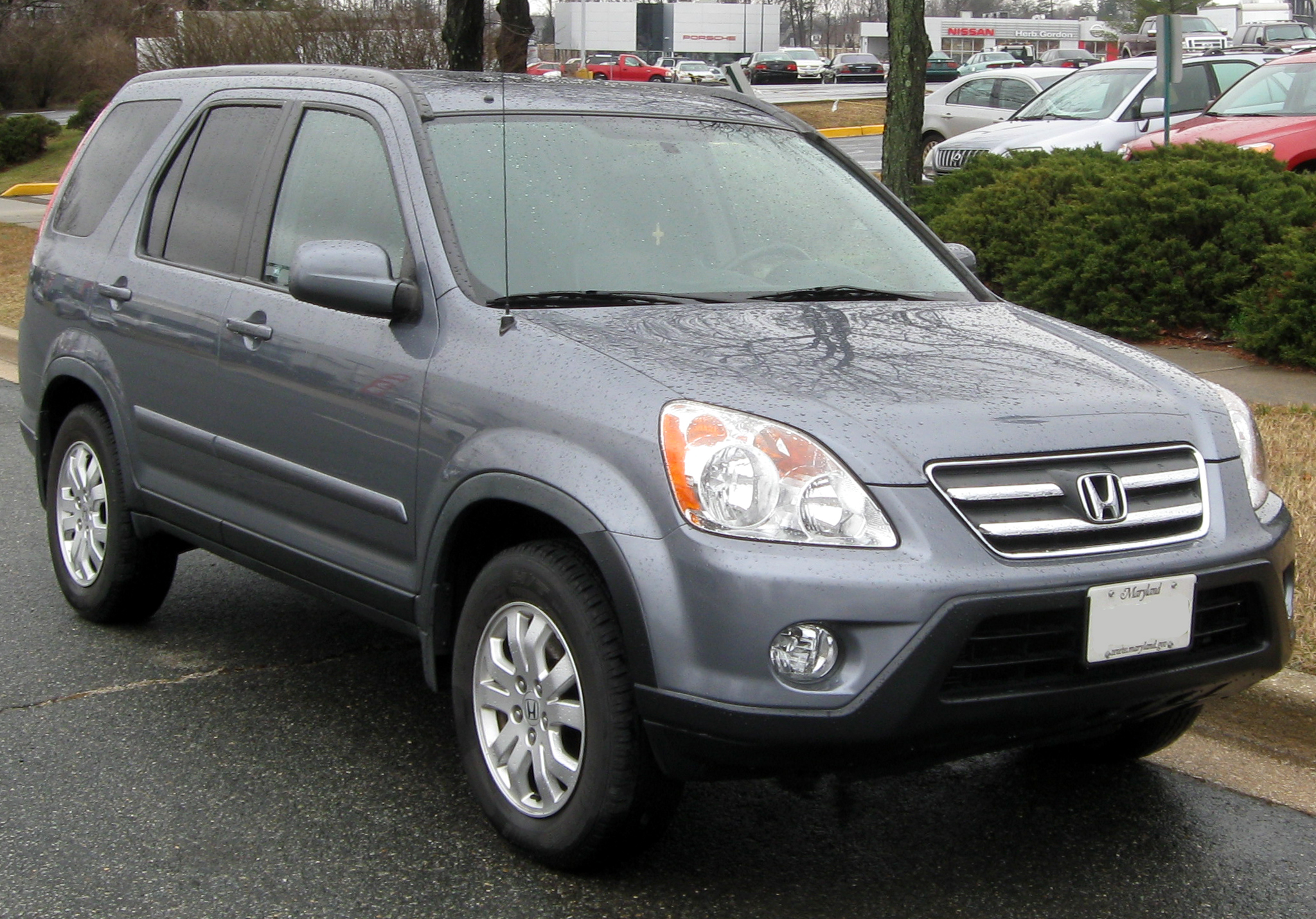2012 Honda Cr V Iii Re5 Pictures Information And Specs Auto Wire Diagram Cars 4