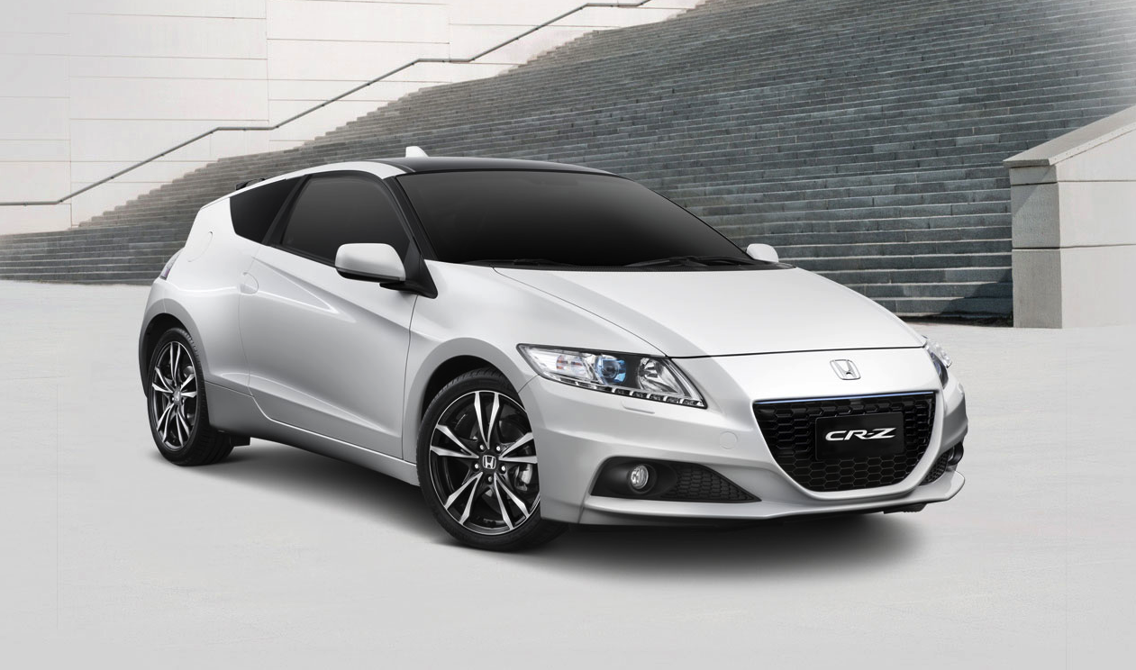 Cars honda cr-z 2013