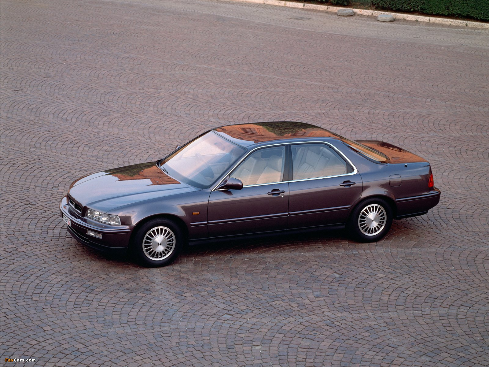Cars honda legend ii (ka7) 1990 #7