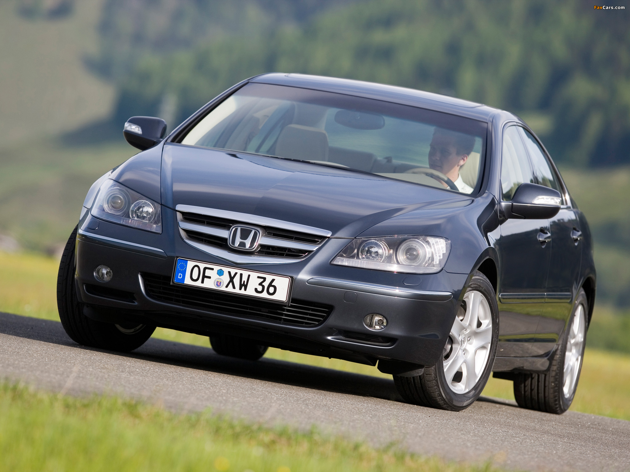 Cars honda legend iv (kb1) 2004 #1