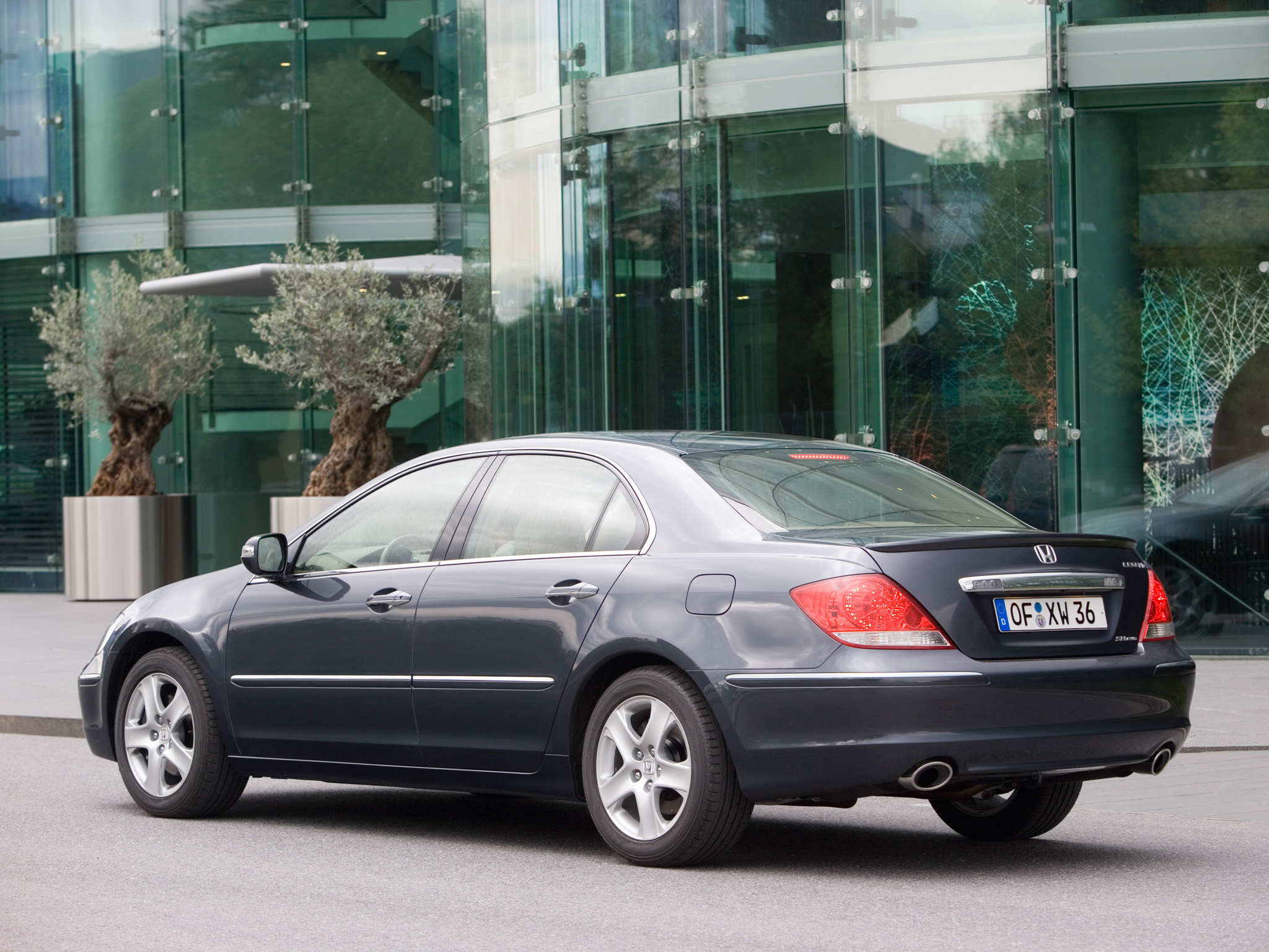 Cars honda legend iv (kb1) 2004 #9