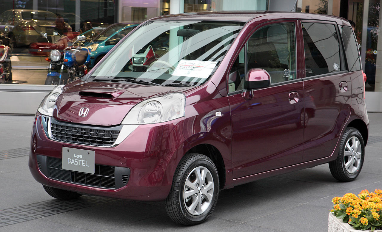 Honda Life   pictures, information and specs - Auto-Database.com