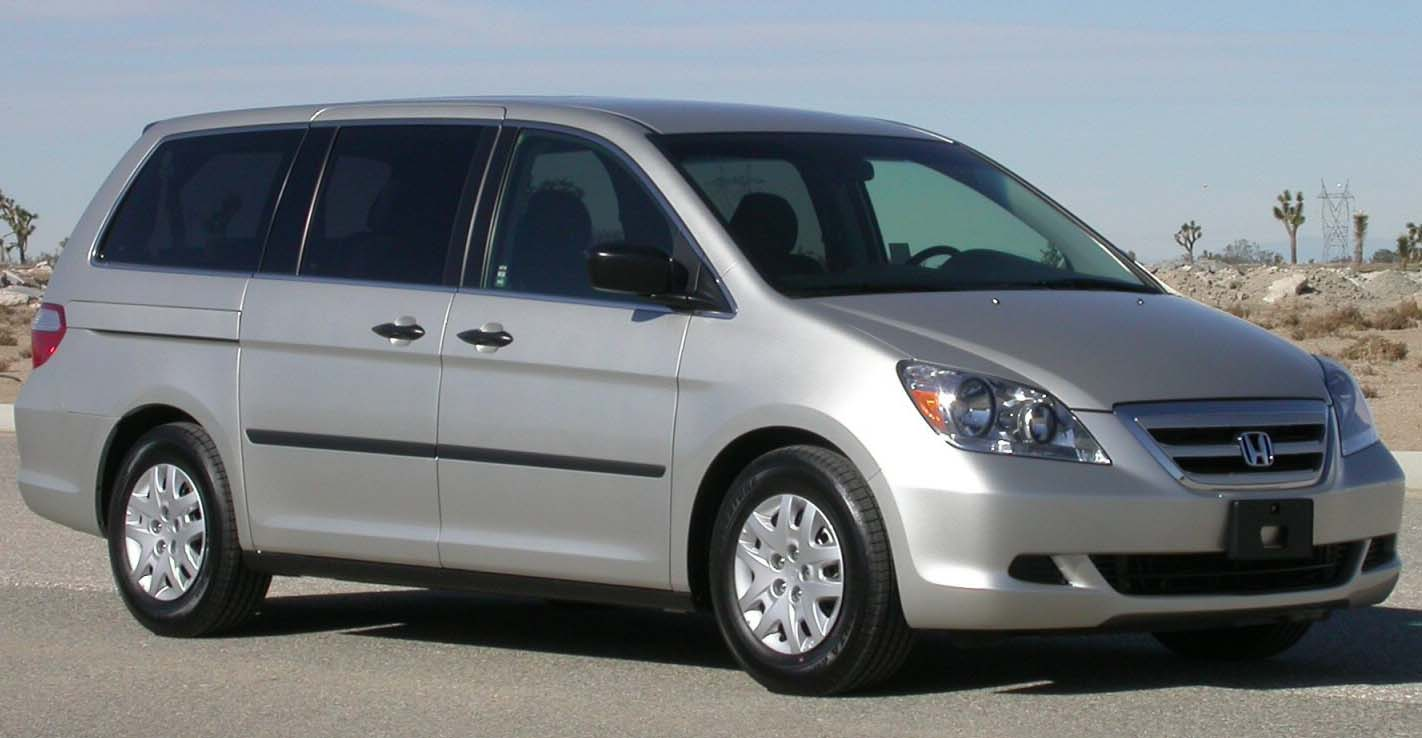 2005 honda odyssey iii pictures information and specs. Black Bedroom Furniture Sets. Home Design Ideas