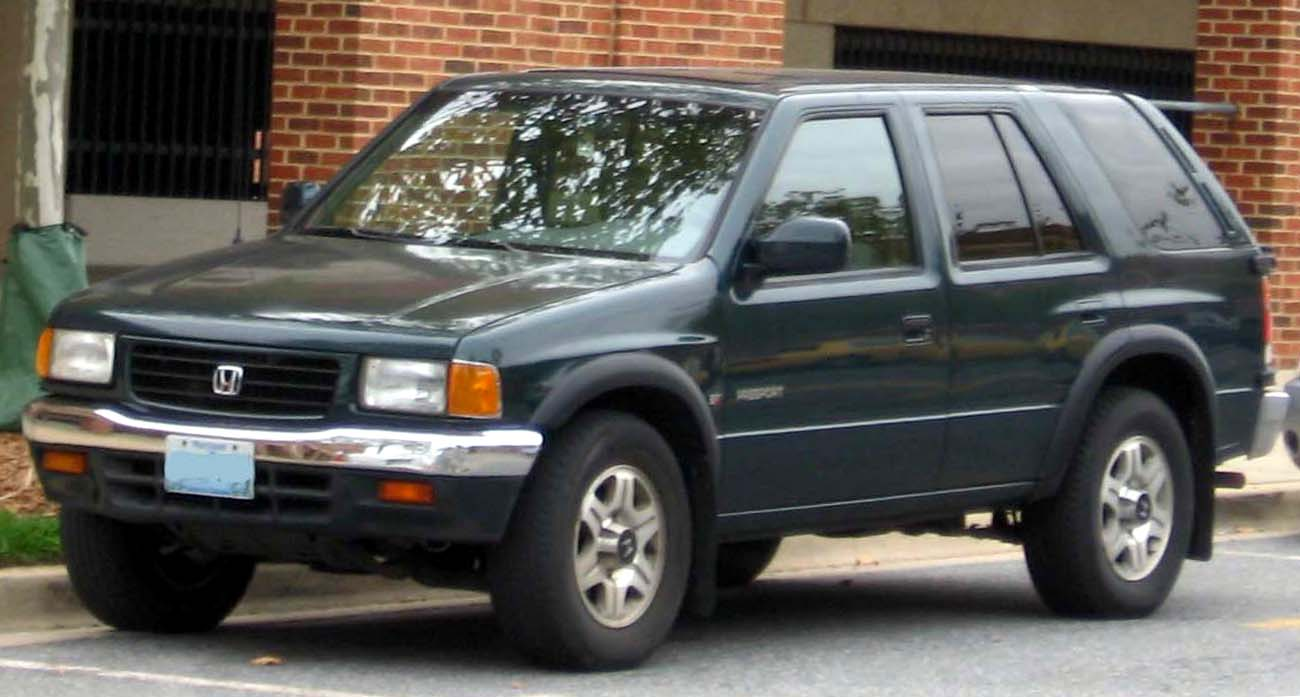 Cars honda passport 1997