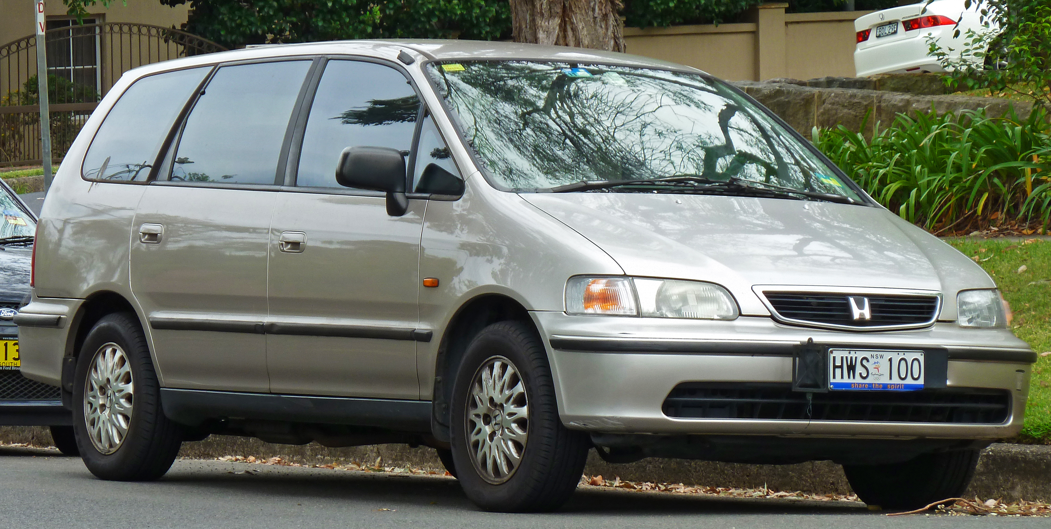 Cars honda shuttle 1995 #3
