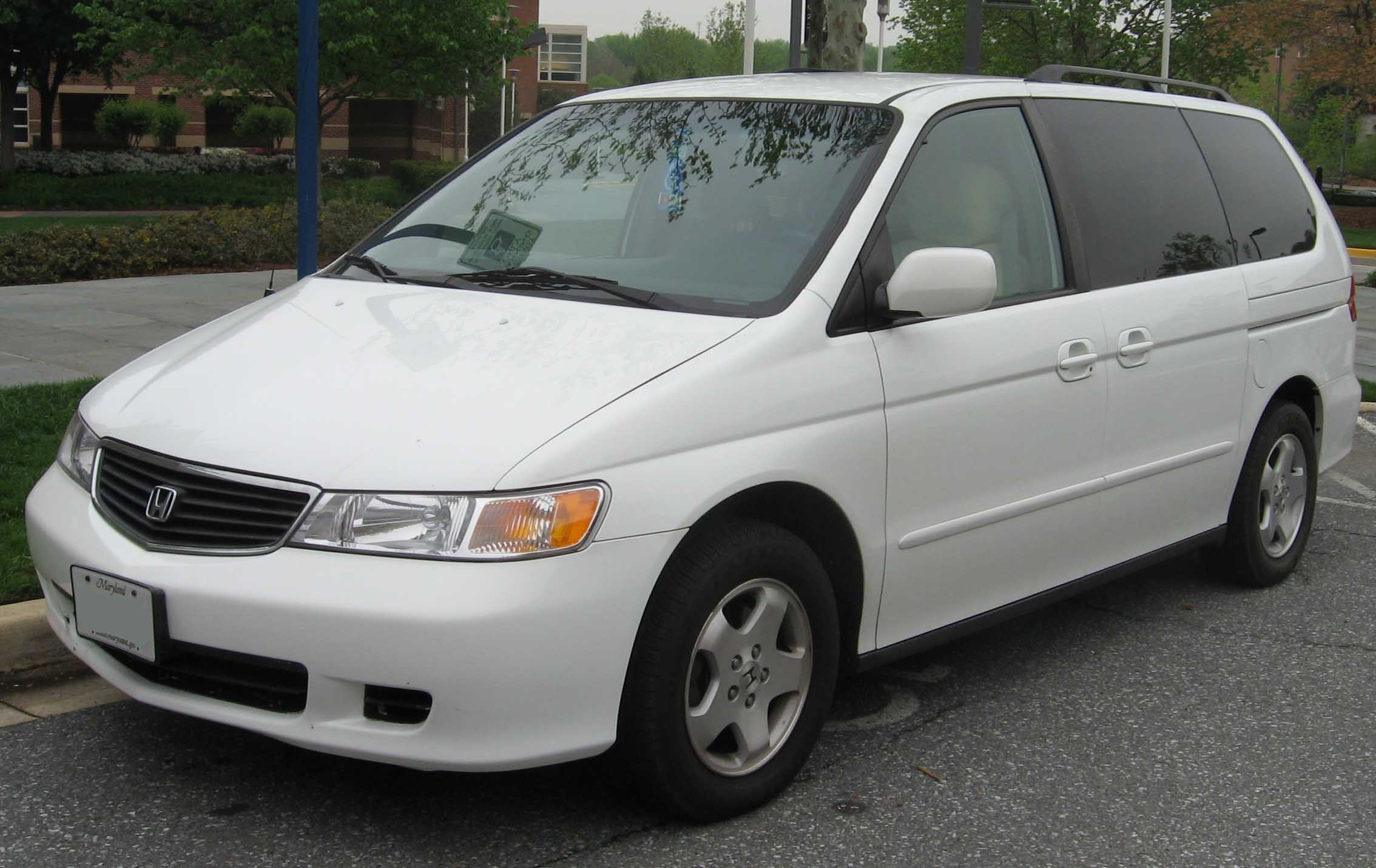 Cars honda shuttle 2001